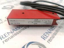 LEUZE RK 72/2 D Unpolarized retro-reflective photoelectric sensor USED