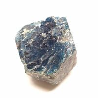 Blue Apatite Rough Crystal Large BE-0010