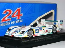 IXO LM2005 Champion Racing Audi R8 Winner Le Mans 2005 #3 1/43