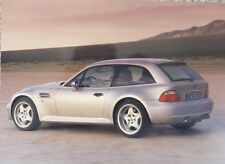 BMW M Coupe Colour (Werkfoto) Press Photograph - 1998