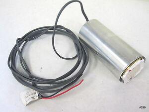 """LED Light Cylinder, BLUE, 4.5"""" x 2"""", 12v or 24v"""