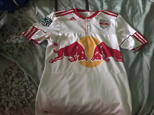Adidas New York Red Bulls Thierry Henry Jersey Size Medium RARE