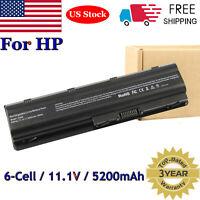 New for HP 2000-425NR Notebook Laptop Battery MU06 MU09 593553-001 6Cell 5200mAh