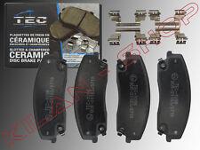 Keramik Bremsklötze vorne Dodge Charger 2006-2014 320mm ∅ Bremsscheibe