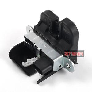 OEM Trunk lid Tailgate Lock Latch Mechanism For VW Rabbit Golf GTI R32 5 MK5 MKV
