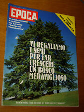 EPOCA 1973/1178=CAROLINE DE MONACO=HELENIO HERRERA=NATALIA GINZBURG=BORGATE ROMA