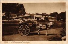 PC SADO Bataviasch voertuig INDONESIA (a11345)