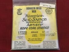 THOMASTIK INFIELD SUPERFLEXIBLE 3/4 CELLO SET - 31T  794