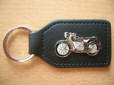 Schlüsselanhänger BMW R 68 / R68 schwarz black Oldtimer Motorrad Art. 0586