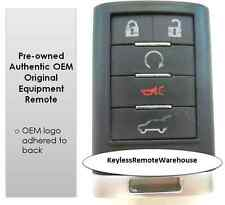 EXT CTS STS DTS keyless entry remote smart key clicker smartkey starter Mem # 2