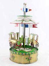 MANEGE HARTMANN - LE TRAIN  /  jouet ancien antique toy