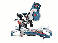"Bosch GCM 8 SDE 8"" Double Bevel Sliding Mitre Saw 240v - 0601B19270"