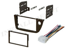 ACURA RSX DOUBLE DIN COMPLETE DASH KIT + WIRING HARNESS CAR STEREO INSTALL NAV