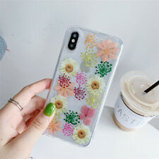 Gorgeous Daisy Flower Case Flexible TPU Cover For iPhone 11 Samsung Huawei P30