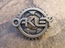 **RARE** Oakley Heritage Collection Special Edition Collectable Metal Pin