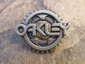 Oakley Heritage Collection Special Edition Collectible Metal Pin **RARE**