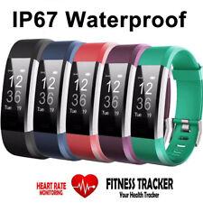 Women Men Smart Wrist Watch Bracelet Blood Pressure Heart Rate Monitor Tracker