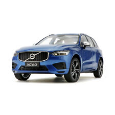 ORIGINAL MODEL 1:18 VOLVO ALL NEW XC60 R 2018,SPORTS SUV BLUE,NEW COMING