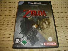 Zelda Twilight Princess für GameCube *OVP*