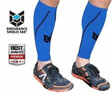 Sport Calf Brace Sleeve Support Shin Splints Leg Compression Socks for Running