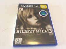 Silent Hill 3 - PS2 Game PAL Au PlayStation 2