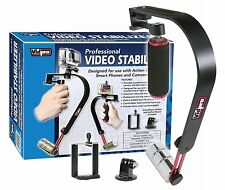 Vidpro SB-8 Video Stabilizer for GoPro, Smartphones and Small Camcorders