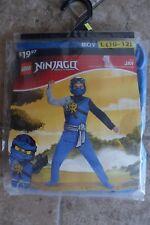Lego ninjago halloween costume large 10-12 boy