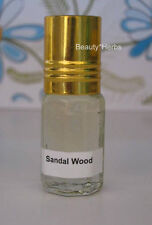 SANDAL WOOD, Attar, Concentrated Perfume Oil, Strong, Long Lasting 5 ml Roll On!