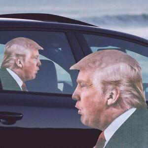 2020 President Donald Trump Car Sticker April Fool Passenger Side Window
