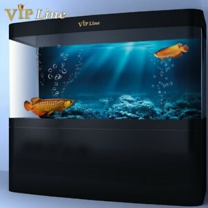 Aquarium Background Poster Seabed Coral HD Fish Tank Decorations Landscape