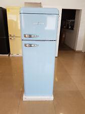Retro Kühlschrank Hellblau A+ Kühl Gefrierkombination Five5Cents SL208 WOW
