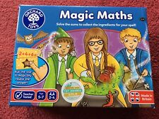 Orchard Toys Magic Maths Game educational made in Britain 5-7 years
