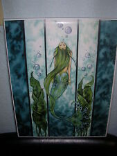 Amy Brown - Liquid Jade - SIGNED - AP - SOLD OUT