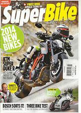 SUPER BIKE MAGAZINE,    NOVEMBER, 2013   PRINTED IN UK