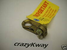 """NEWCO ROPE CLAMP 1/8"""" BRASS CONSTRUCTION NEW CONDITION NO BOX"""