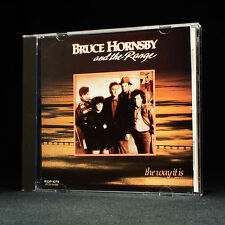 Bruce Hornsby And The Range - The Way It Is - music cd album