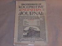 Rare Vintage May 1896 No. 5 BROTHERHOOD OF LOCOMOTIVE ENGINEERS JOURNAL Railroad
