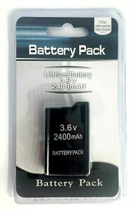 *HIGH QUALITY* Replacement Battery for Sony PSP Slim 2000 2001 3000 3001