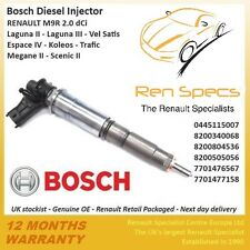 Brand New Vauxhall Vivaro Fuel Injector - 0445115007 6 SPEED 2.0 CDTi M9R Dci