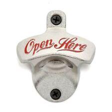 Bottle Opener (Wall-Mounted)