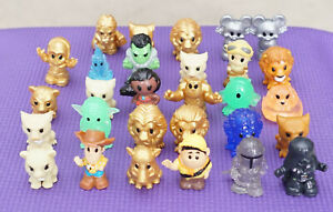 29 Ooshies Various Star Wars, Toy Story, Lion King, Disney