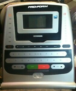 Proform Treadmill Display Console Assembly ETS69909 V01475 BF-P13520