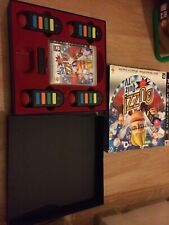 Sony Ps3 - Buzz Quiz Tv  Special Edition & 4 Wireless  Buzzers & Dongle Boxset