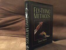 Fly-Tying Methods by Darrel Martin. Nick Lyons. 1987. First Edition/Printing