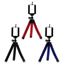 Mini Flexible Sponge Octopus Tripod Portable Phone Camera Holder Bracket N#S7
