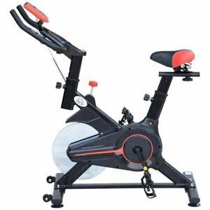 Vélo d'appartement Biking pulsomètre cardio entraînement fitness sport Spinning