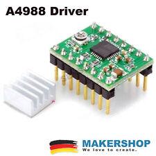 A4988 Stepper Motor Schrittmotor Treiber Driver 3D Drucker RepRap Ramps Pololu