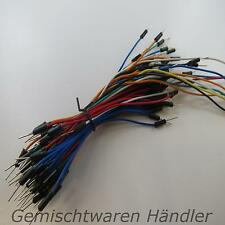 Arduino Breadboard steckbrücken Raspberry Pi jumperwire Jumper Wire cable Dupont