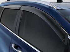 Genuine Hyundai TM Santa Fe Slimline Weathershields Tinted set of 4