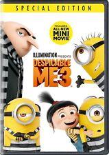 Despicable Me 3 DVD (DVD ONLY NO BOX ART)